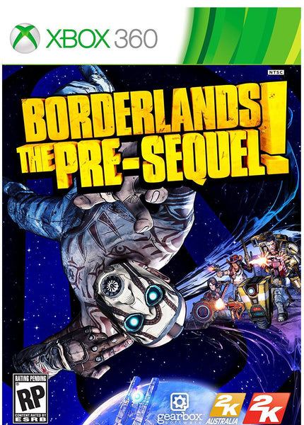 Borderlands: The Pre-Sequel - Xbox 360