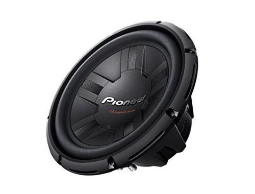 Pioneer Champion TSW311S4 12-Inch 4 Ohm/1400W Subwoofer (Single)