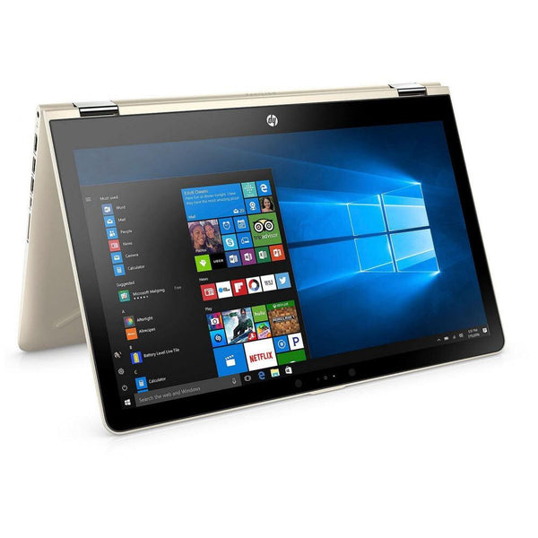 "HP x360 15.6"" 2-in-1 FHD IPS Business Touchscreen Laptop / Tablet"