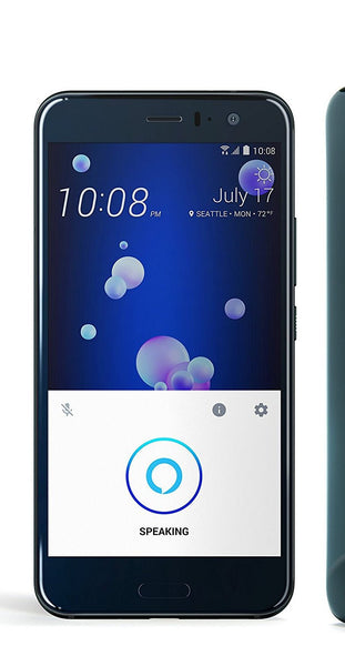 HTC U11 – Factory Unlocked – Brilliant Black – 64GB
