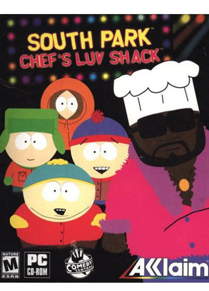 South Park Chef's Luv Shack - PC
