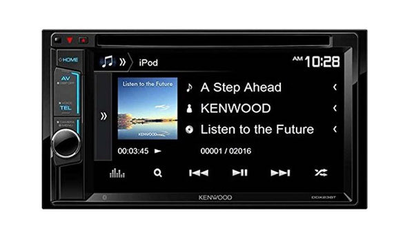 Kenwood DDX23BT 6.2-Inch Monitor Receiver with Bluetooth