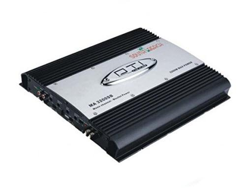 DTI CAR AUDIO DTIMA5200SB Mono Block 5200-Watt Car Amplifier