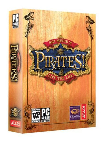 Sid Meier's Pirates! (Live the Life)