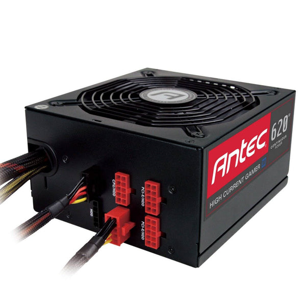Antec High Current Gamer HCG-620M, 80 PLUS BRONZE, 620 Watt Modular Power Supply