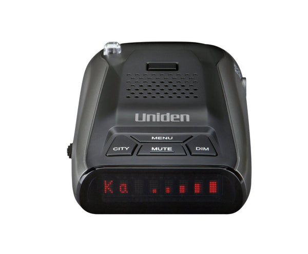 Uniden DFR5 Long Range Radar/Laser Detection