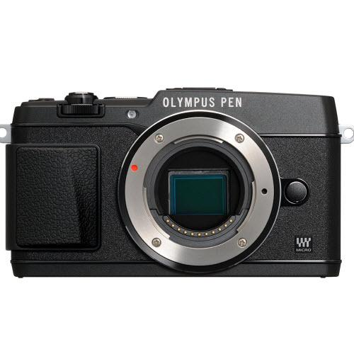 Olympus E-P5 16.1MP Mirrorless Digital Camera