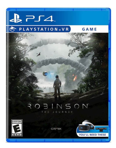 Robinson: The Journey - PlayStation 4