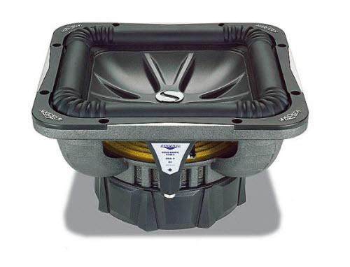 "Kicker S15L7 4-ohm 15"" Car Audio Subwoofer"