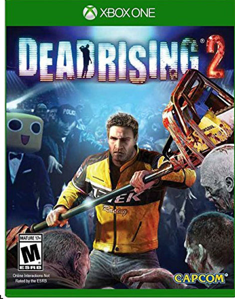 Dead Rising 2 - Xbox One, Standard Edition