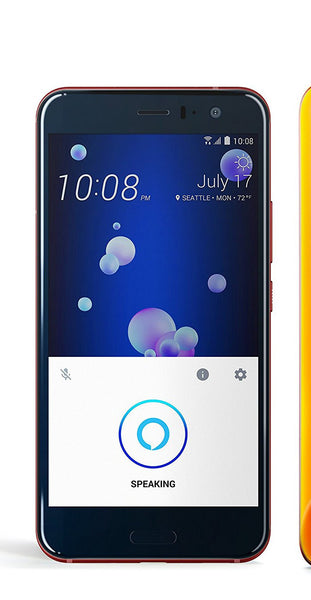HTC U11 – Factory Unlocked – Solar Red – 64GB