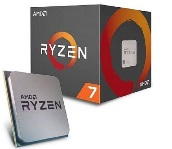 AMD YD1700BBAEBOX Ryzen 7 1700 Processor with Wraith Spire LED Cooler & ASUS PRIME X370-PRO Motherboard