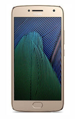 Moto G Plus (5th Generation) - Fine Gold - 64 GB - Unlocked