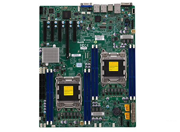 Supermicro DDR3 800 LGA 2011 Server Motherboard X9DRD-IF-O