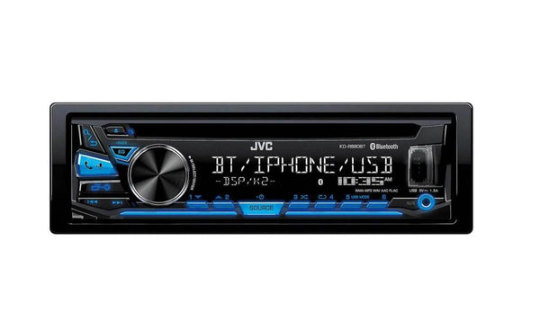 JVC KD-R980BTS CD Receiver with Bluetooth