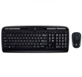Logitech MK320 Wireless Keyboard and Mouse Combo