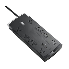 APC 10-Outlet Surge Protector 4320 Joule with USB Charging Ports, SurgeArrest Performance (P10U2)