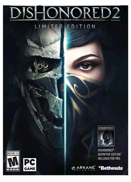Dishonored 2 Limited Edition - Windows