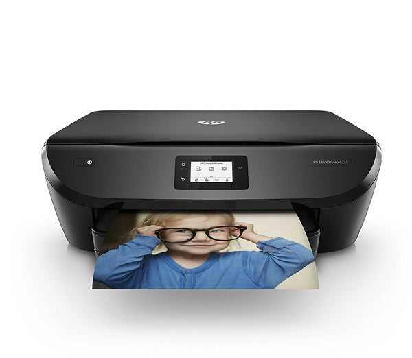 HP ENVY Photo 6255 All in One Photo Printer : Printer and 100 page Instant Ink card