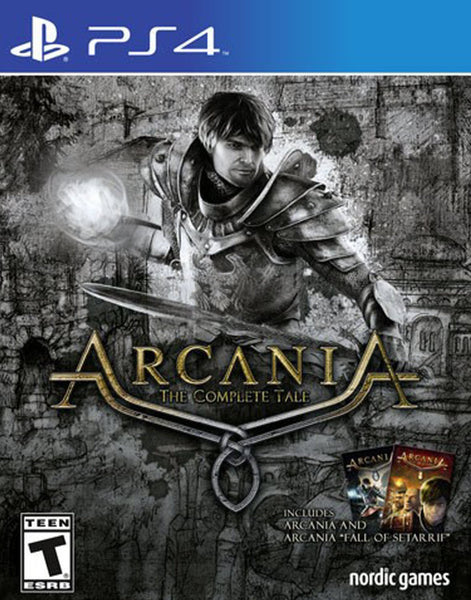 ArcaniA - The Complete Tale - PlayStation 4