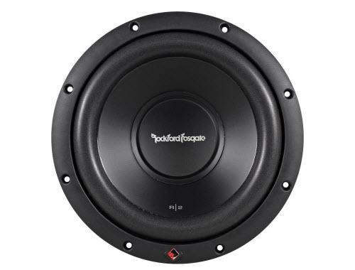 Rockford Fosgate R2D2-12 Prime R2 DVC 2 Ohm 12-Inch 250 Watts RMS 500 Watts Peak Subwoofer