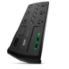 APC 11-Outlet Surge Protector 2880 Joules with USB Charger Ports, SurgeArrest Home/Office (P11U2)
