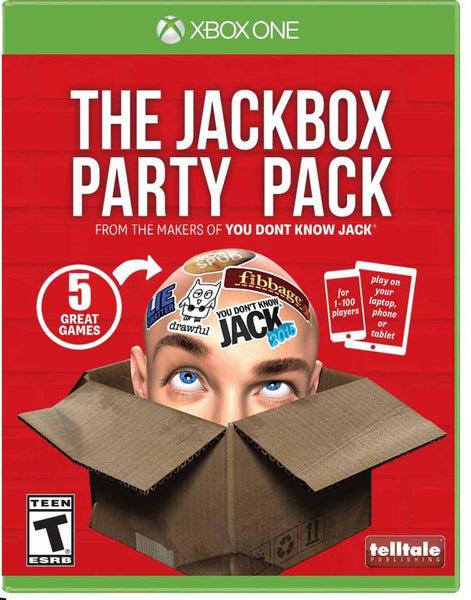 The Jackbox Party Pack - Xbox One