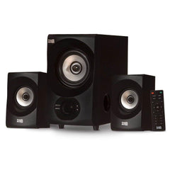 Acoustic Audio AA2171 Bluetooth 2.1 Home Speaker System with USB Multimedia
