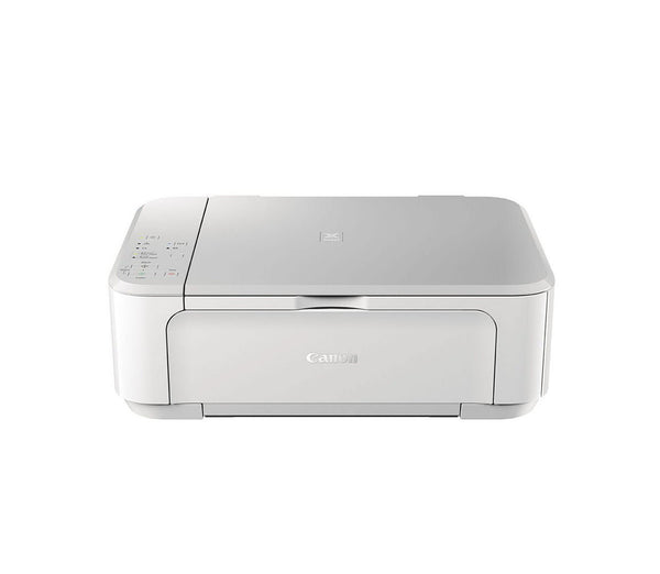 Canon PIXMA MG3620 Wireless All-In-One Color Inkjet Printer - White