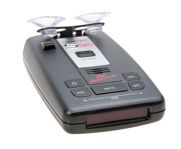 Escort Passport S55 High Performance Pro Radar and Laser Detector with DSP