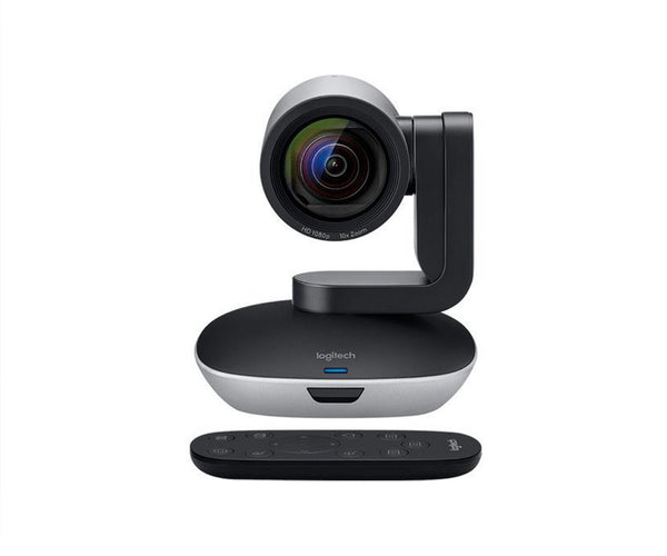 Logitech PTZ 2 Video Camera for Conference Rooms, HD 1080p Video