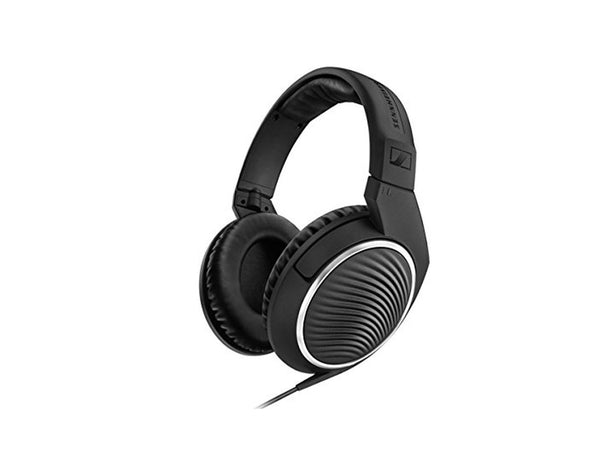 Sennheiser HD 461G Headset with Inline Mic and 3 Button Control