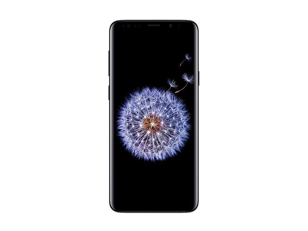 Samsung Galaxy S9+ Unlocked Smaprtphone - Midnight Black - Bundle
