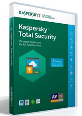 Kaspersky Lab Total Security 5 Device/1 Year