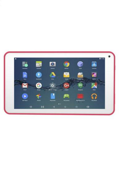 "DigiLand - 7"" - Tablet - 8GB - Watermelon red"