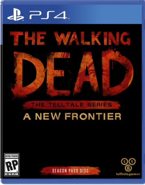 The Walking Dead - The Telltale Series: A New Frontier - PlayStation 4