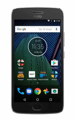 Moto G PLUS (5th Generation) - 32 GB - Unlocked - Lunar Gray