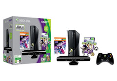 Xbox 360 250GB with Kinect Holiday Value Bundle