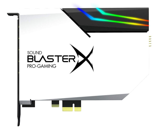 Sound BlasterX AE-5 Pure Edition Gaming Sound Card and DAC