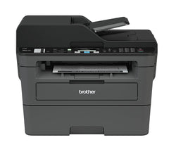 Brother Compact Monochrome Laser All-in-One Multifunction Printer, MFCL2710DW