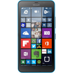 Microsoft Lumia 640 XL 8GB Quad-Core Windows Unlocked - Blue