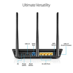 ASUS Dual Band Gigabit WiFi Router