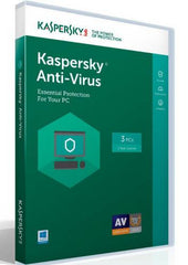 Kaspersky Lab Total Security 3 Device - 1 Year