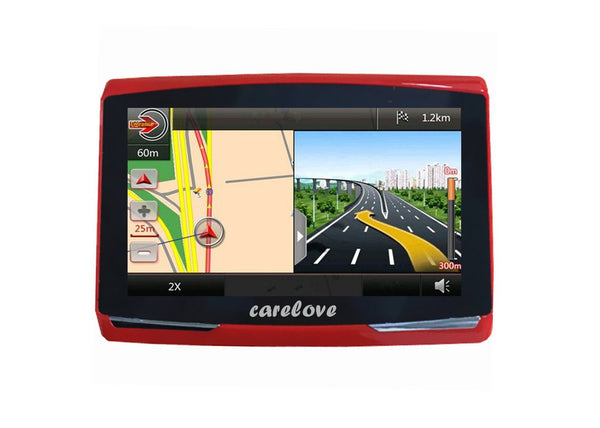 7 inch Car GPS Windows CE 6.0 8GB HD Screen Navigation System Navigator
