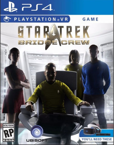 Star Trek™: Bridge Crew - PlayStation 4