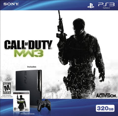 Playstation 3 - Call of Duty: Modern Warfare 3 Bundle
