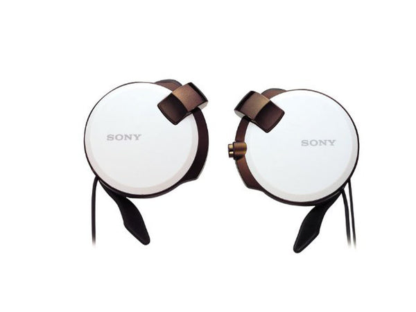 Sony Clip-on Stereo Headphones with Retractable