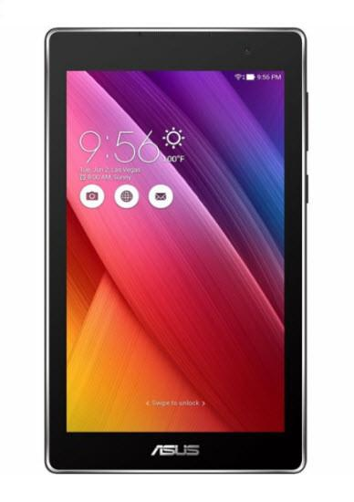 "Asus - ZenPad C 7.0 - 7"" - Tablet - 16GB - Black"