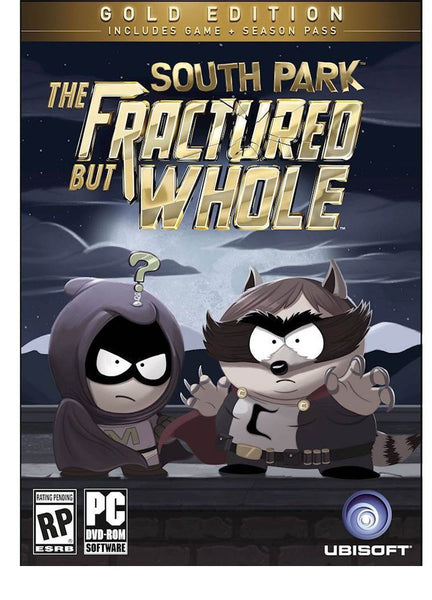 South Park: The Fractured But Whole SteelBook Gold Edition (Includes Season Pass subscription) - Windows