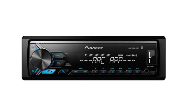 Pioneer MVH-X390BT Vehicle Digital Media Receiver